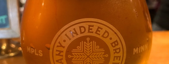 Indeed Brewing Company is one of #ministerapproved.