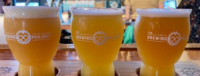 The Brewing Projekt is one of When You Say Wisconsin.
