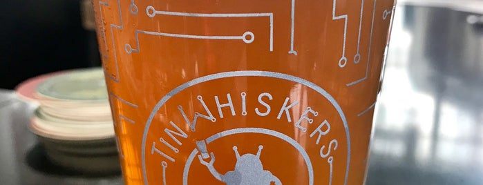Tin Whiskers Brewing Co. is one of #ministerapproved.