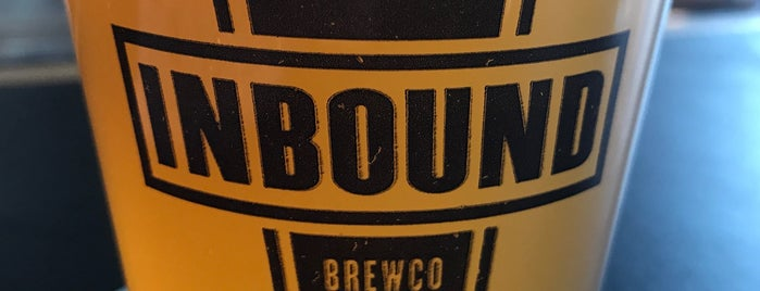 Inbound BrewCo is one of #ministerapproved.