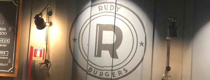 Rudy Burgers is one of Uruguay.