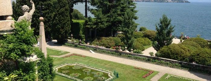 Palazzo Borromeo is one of Lago Maggiore.