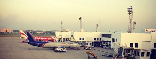 Aeropuerto Internacional de Don Mueang (DMK) is one of Free WiFi Airports 2.