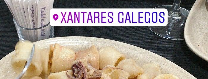Xantares Galegos is one of Restaurantes del Norte y alrededores.