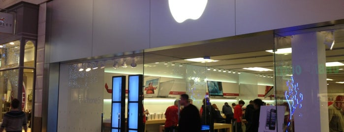 Apple Bluewater is one of UK to-do list.