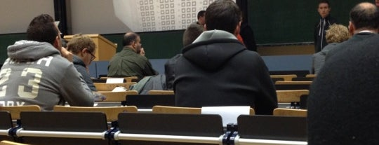 UGent - Faculteit Wetenschappen is one of UGent.