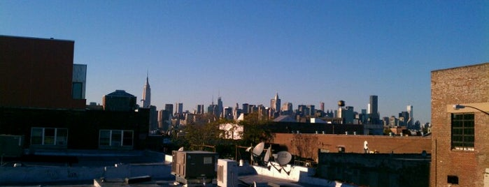 Berry Park Roof Deck is one of NYC Rooftops To Do.