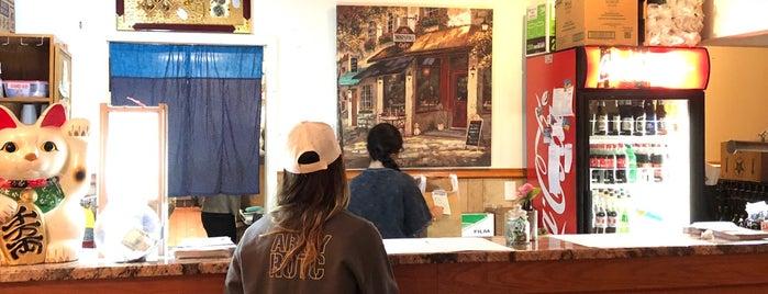 Corner Asian Cafe is one of Nashville Eats.