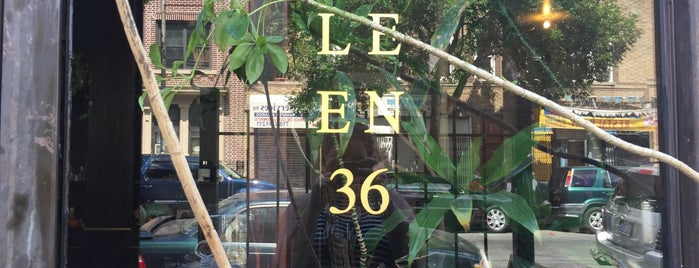 Eleven Thirty Six is one of Crown Heights.