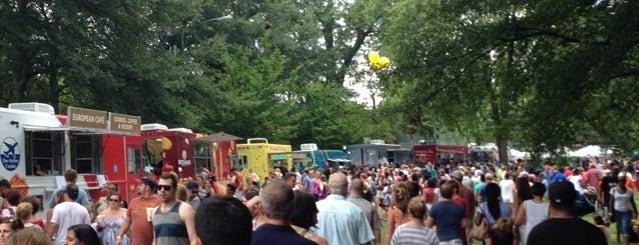 Atlanta Street Food Festival is one of Georgia To-do list.