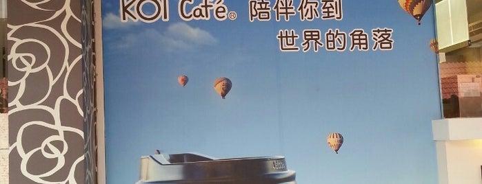 KOI Café is one of Bubble Tea Craze.
