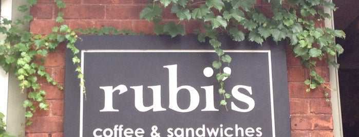 Rubi's Coffee & Sandwiches is one of Trip to Berkshires.