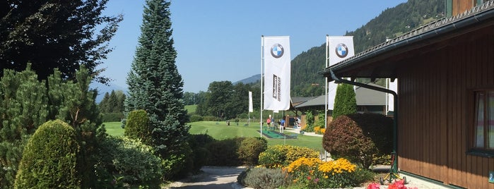 Golfclub Zell am See-Kaprun is one of Zell am See.