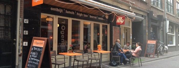 Brasserie 't Ogenblik is one of Restaurantes a los que vuelvo  y volveré.