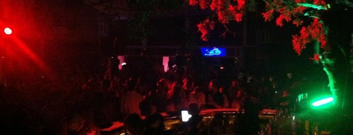 KafePi Beach Club is one of Must-visit Nightlife Spots in Izmir.