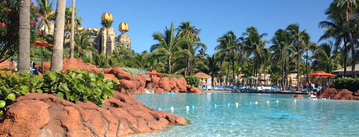 Aquaventure is one of Bahamas.