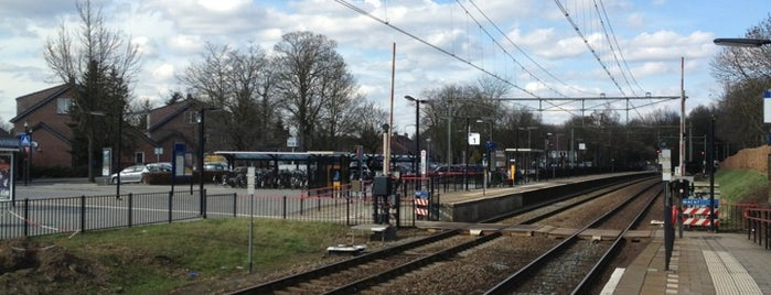 Station Bunde is one of Limburg.