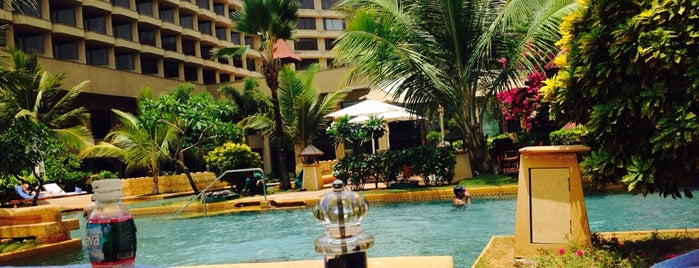 The Poolside is one of Mumbai #4sqCities.