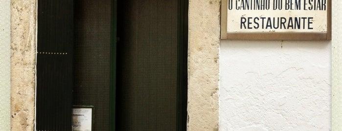 Cantinho do Bem-Estar is one of Portugal.