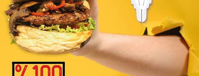 KANSAS BURGER is one of Halil G.さんのお気に入りスポット.