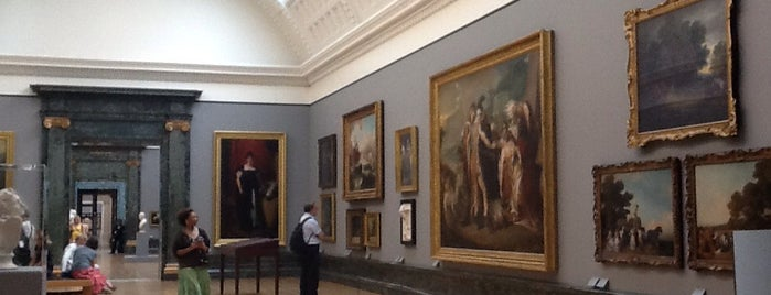 Tate Britain is one of Hi, London!.