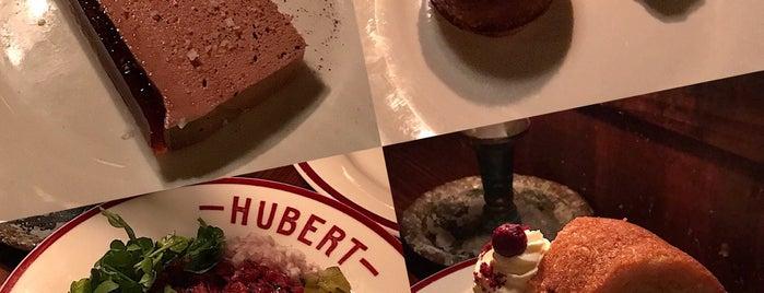 Restaurant Hubert is one of Sydney, NSW.