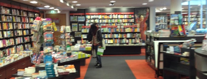 Foursquare Best Of Berlin: Buchhandlungen
