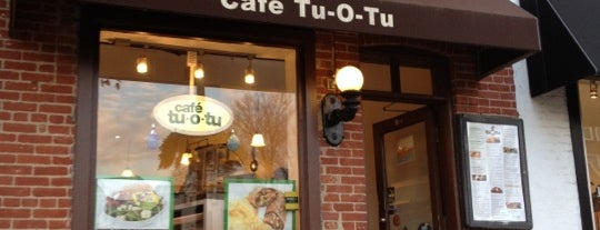 Cafe Tu-O-Tu is one of DC.
