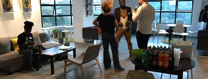 Nairobi Garage is one of Lieux qui ont plu à Helene.
