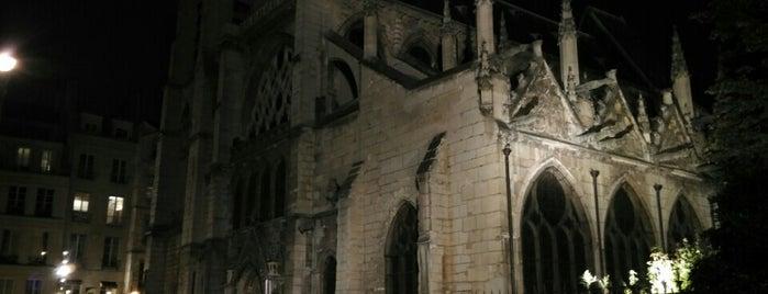 Église Saint-Séverin is one of Paris Religiosa.