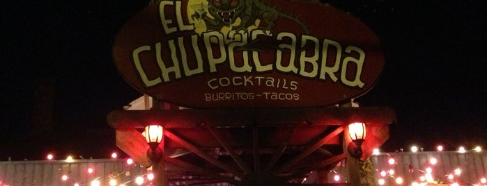 El Chupacabra is one of Burrito.