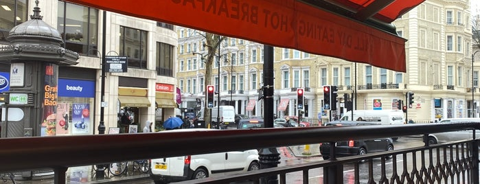 Comptoir Libanais is one of London.