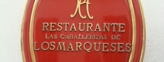 Los Marqueses is one of where to eat in cordoba spain.