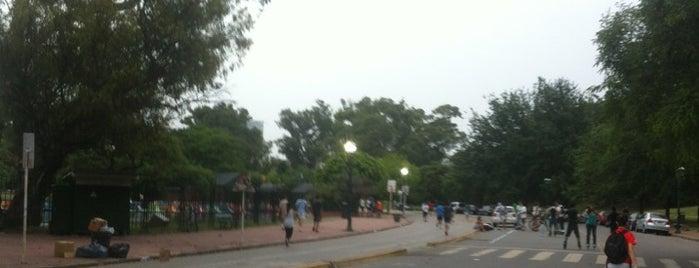 Circuito El Rosedal - Pista de entrenamiento is one of Capital Federal (AR).
