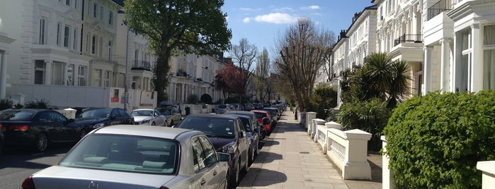 Belsize Park is one of London.