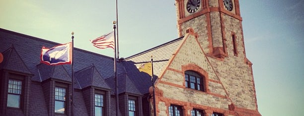 Cheyenne Depot is one of Historic America.