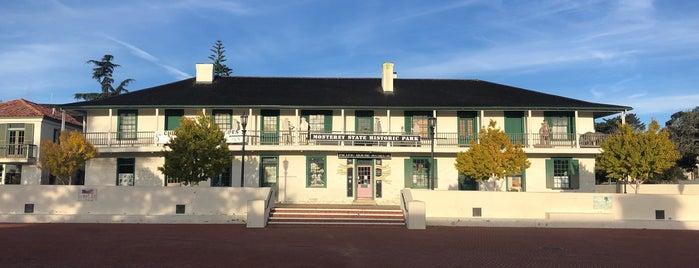 Monterey Path Of History is one of HWY1: Santa Cruz to Monterey/Carmel.