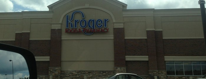 Kroger is one of Lieux qui ont plu à Kaili.