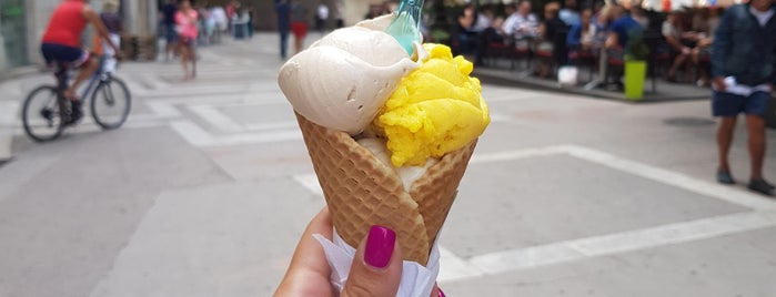 Luka Ice Cream & Cakes is one of Croatia.