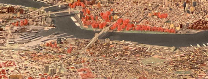 Panorama of the City of New York is one of nyc to try.