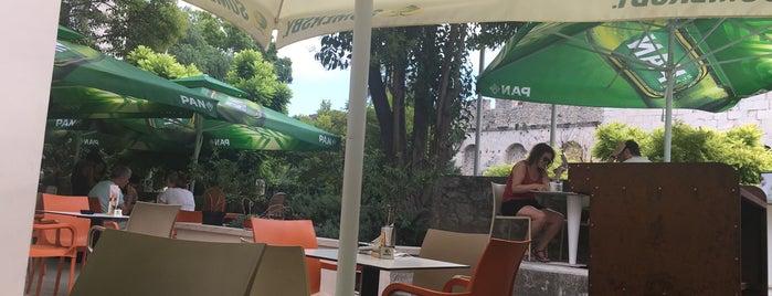 Galerija caffe is one of Posti che sono piaciuti a blanca.