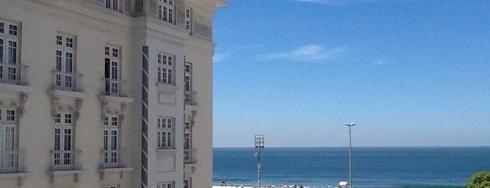 Belmond Copacabana Palace is one of International: Hotels.