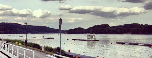 Baldeneysee Regattaturm is one of Best of Essen.