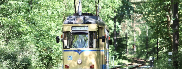 Historische Tram 87 S Rahnsdorf - Woltersdorf Schleuse is one of To-Do's in Berlin.