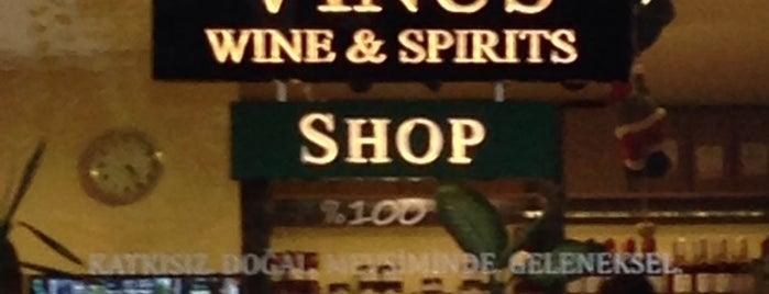 En İyi Tasarımlı Şarap Ve İçki Mağazaları