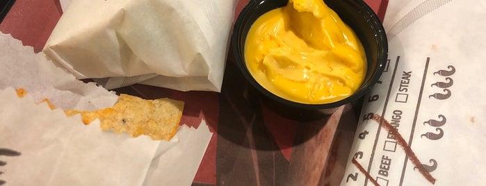 Taco Bell is one of Lugares favoritos de Alberto J S.