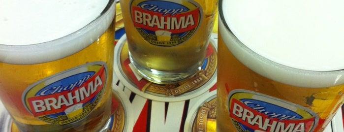 Quiosque Chopp Brahma is one of São Paulo 2012.
