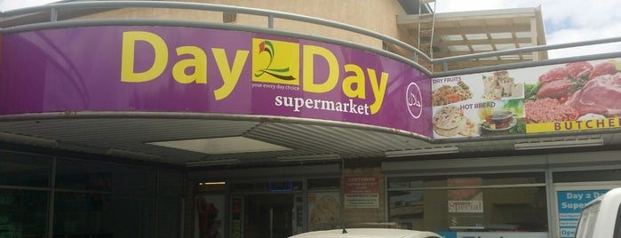 Day 2 Day Supermarket is one of Halal Food.