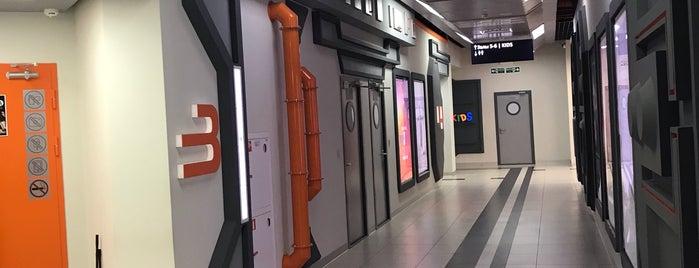 Синема Парк IMAX is one of Locais curtidos por Olga.
