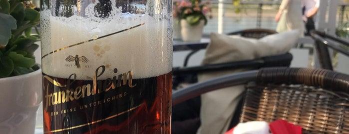 Rhein Ambiente is one of Düsseldorf Best: Drinks.